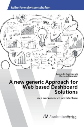 A new generic Approach for Web based Dashboard Solutions | Dodax.ch