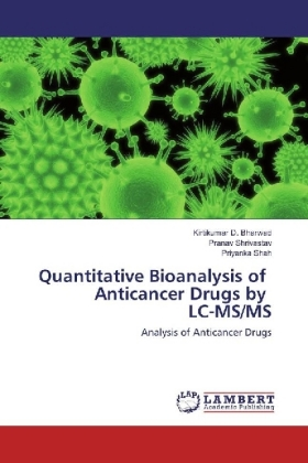 Quantitative Bioanalysis of Anticancer Drugs by LC-MS/MS   Dodax.at