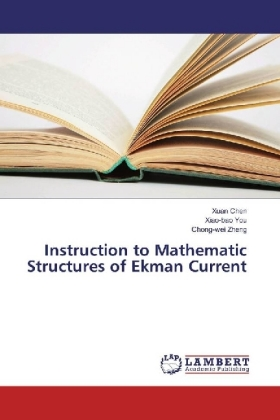 Instruction to Mathematic Structures of Ekman Current | Dodax.ch