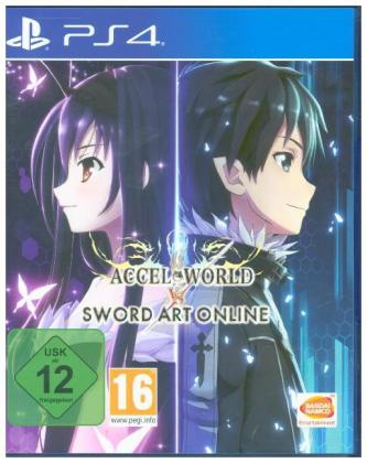 Accel World vs. Sword Art Online, 1 PS4-Blu-Ray-Disc | Dodax.at