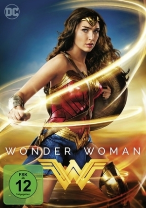 Wonder Woman, 1 DVD | Dodax.co.uk