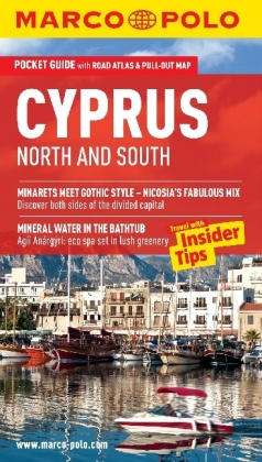 Cyprus North and South Marco Polo Guide | Dodax.ch