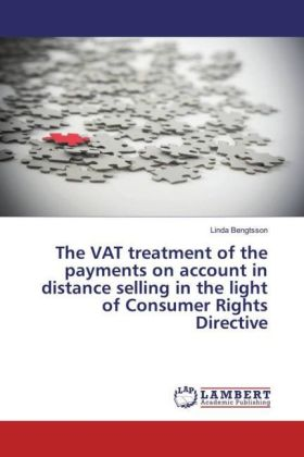 The VAT treatment of the payments on account in distance selling in the light of Consumer Rights Directive | Dodax.de