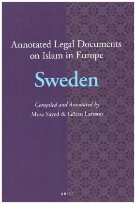 Annotated Legal Documents on Islam in Europe: Sweden | Dodax.pl