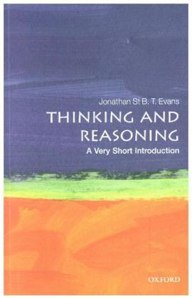 Thinking and Reasoning: A Very Short Introduction | Dodax.pl