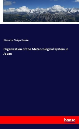 Organization of the Meteorological System in Japan | Dodax.com