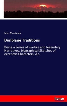 Dunblane Traditions | Dodax.com