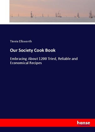 Our Society Cook Book | Dodax.ch