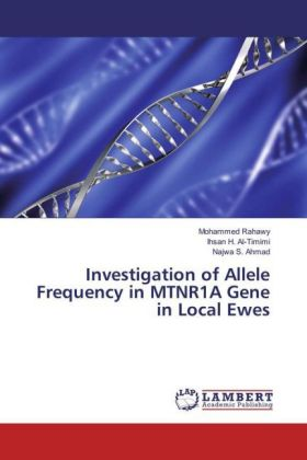 Investigation of Allele Frequency in MTNR1A Gene in Local Ewes | Dodax.pl