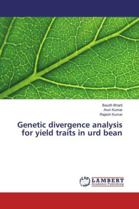 Genetic divergence analysis for yield traits in urd bean | Dodax.pl