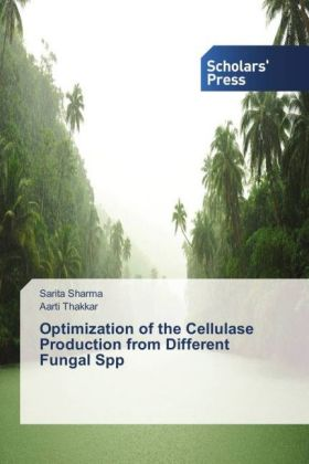 Optimization of the Cellulase Production from Different Fungal Spp | Dodax.ch
