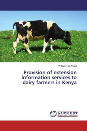Provision of extension information services to dairy farmers in Kenya | Dodax.ch