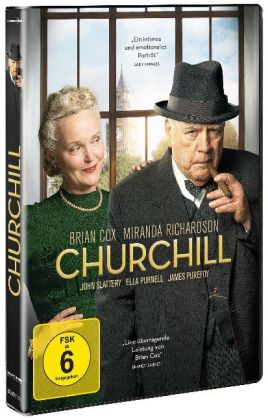 Churchill, 1 DVD | Dodax.es