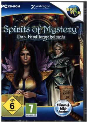Spirits of Mystery, Das Familiengeheimnis, 1 CD-ROM | Dodax.it