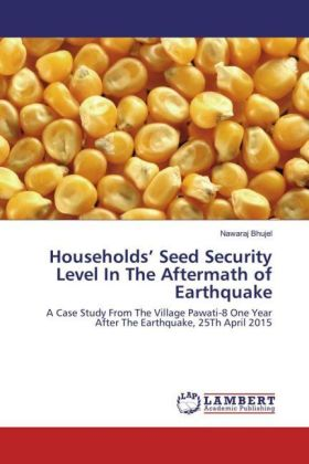 Households' Seed Security Level In The Aftermath of Earthquake | Dodax.at