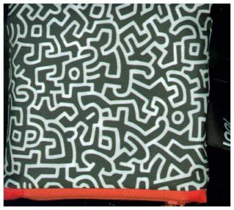 Bag KEITH HARING Untitled | Dodax.com