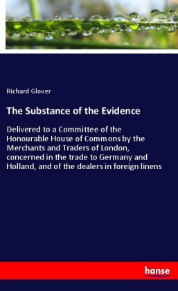 The Substance of the Evidence   Dodax.at