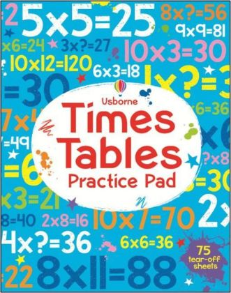 Times Tables Practice Pad | Dodax.at