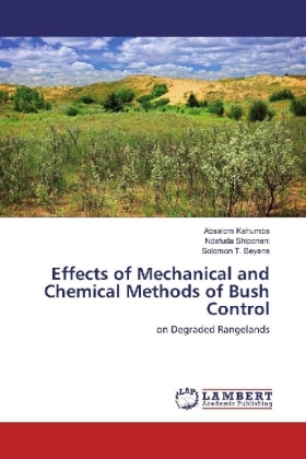 Effects of Mechanical and Chemical Methods of Bush Control | Dodax.com