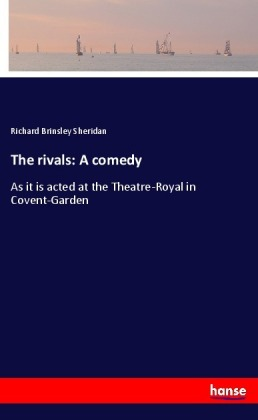 The rivals: A comedy | Dodax.pl