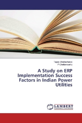 A Study on ERP Implementation Success Factors in Indian Power Utilities | Dodax.at
