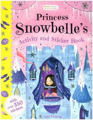 Princess Snowbelle's Activity and Sticker Book | Dodax.at