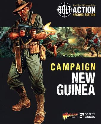 Bolt Action: Campaign: New Guinea | Dodax.ch