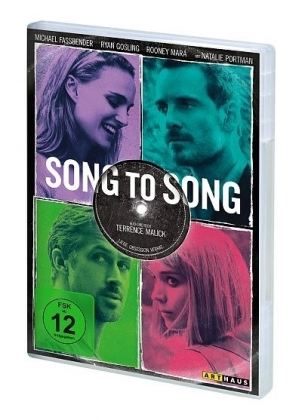 Song to Song, 1 DVD | Dodax.es