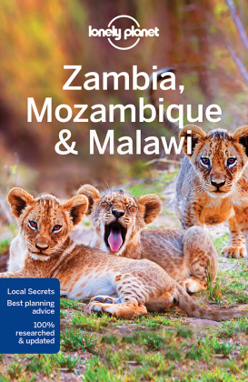 Lonely Planet Zambia, Mozambique & Malawi Guide | Dodax.ch
