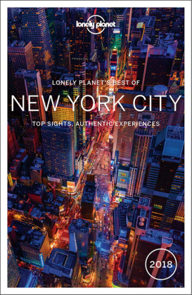 Lonely Planet's Best of New York City2018 | Dodax.com