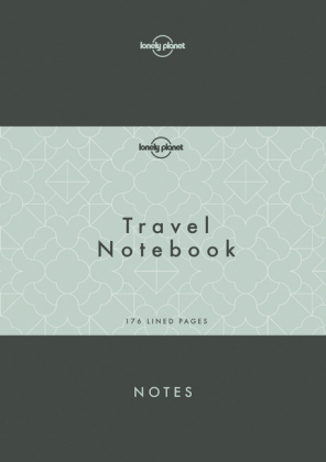 Lonely Planet Travel Writer's Notebook | Dodax.ch