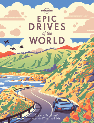Lonely Planet Epic Drives of the World   Dodax.co.uk