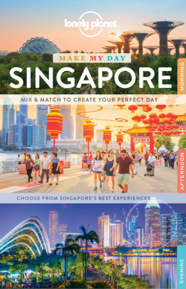 Lonely Planet Make My Day Singapore | Dodax.nl