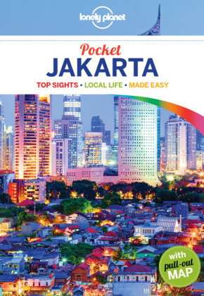 Lonely Planet Jakarta Pocket Guide | Dodax.at