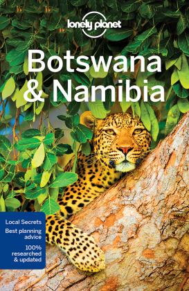 Lonely Planet Botswana & Namibia Guide | Dodax.com