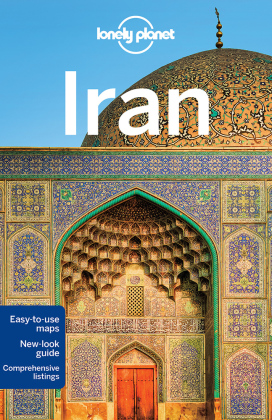 Lonely Planet Iran Country Guide | Dodax.ch