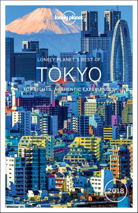 Lonely Planet's Best of Tokyo 2018 | Dodax.nl