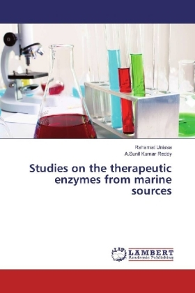 Studies on the therapeutic enzymes from marine sources   Dodax.ch