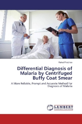 Differential Diagnosis of Malaria by Centrifuged Buffy Coat Smear   Dodax.pl