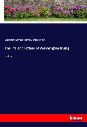 The life and letters of Washington Irving | Dodax.pl
