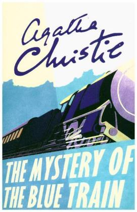 The Mystery of the Blue Train | Dodax.it