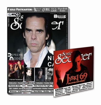 Titelstory Nick Cave And The Bad Seeds, m. Audio-CD | Dodax.ch