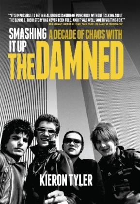 Smashing It Up: A Decade of Chaos With The Damned   Dodax.pl