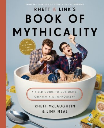 Rhett & Link's Book of Mythicality | Dodax.pl