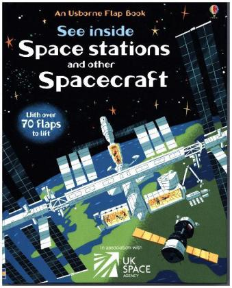 See Inside Space Stations and Other Spacecraft | Dodax.at