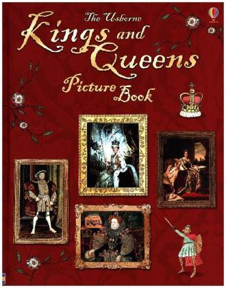 Kings and Queens Picture Book | Dodax.ch