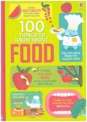 100 Things to Know About Food | Dodax.ch