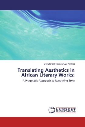 Translating Aesthetics in African Literary Works: | Dodax.ch
