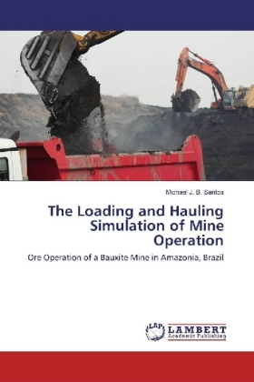 The Loading and Hauling Simulation of Mine Operation | Dodax.pl