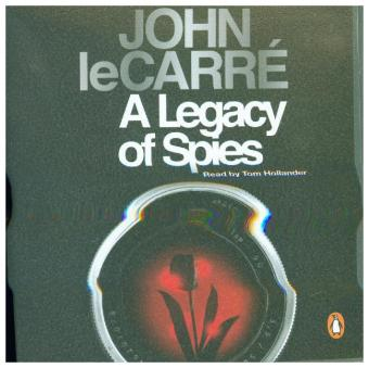 A Legacy of Spies, 1 Audio-CD | Dodax.ch